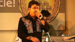 Joy Bhattacharjee live (nagme hai)indian oil show(corporate)mpg.