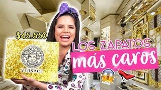 HAUL EXCLUSIVO! Cual es el Zapato más caro? VERSACE 💰 | Camila Guiribitey