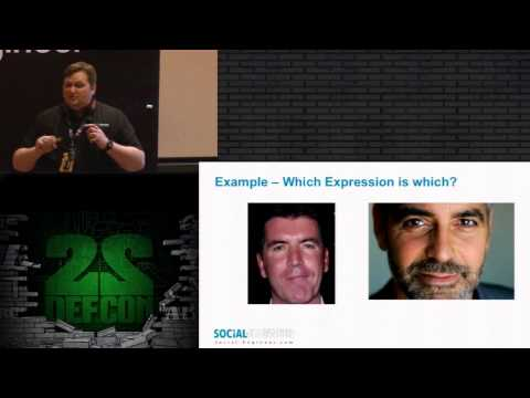 DEF CON 22   What Your Body Tells Me   Body Language for the SE