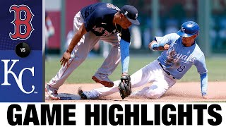 Red Sox vs. Royals Game Highlights (6/20/21) | MLB Highlights