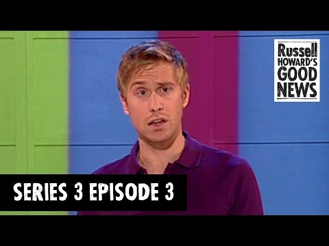 Russell Howard's Good News - Series 3, Episode 3