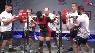Men Open, 83 kg - World Classic Powerlifting Championships 2018