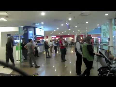 PAUL HODGE: ARGENTINA EZEIZA AIRPORT, SOLO AROUND WORLD IN 47 DAYS, Ch 25 Amazing World in Minutes