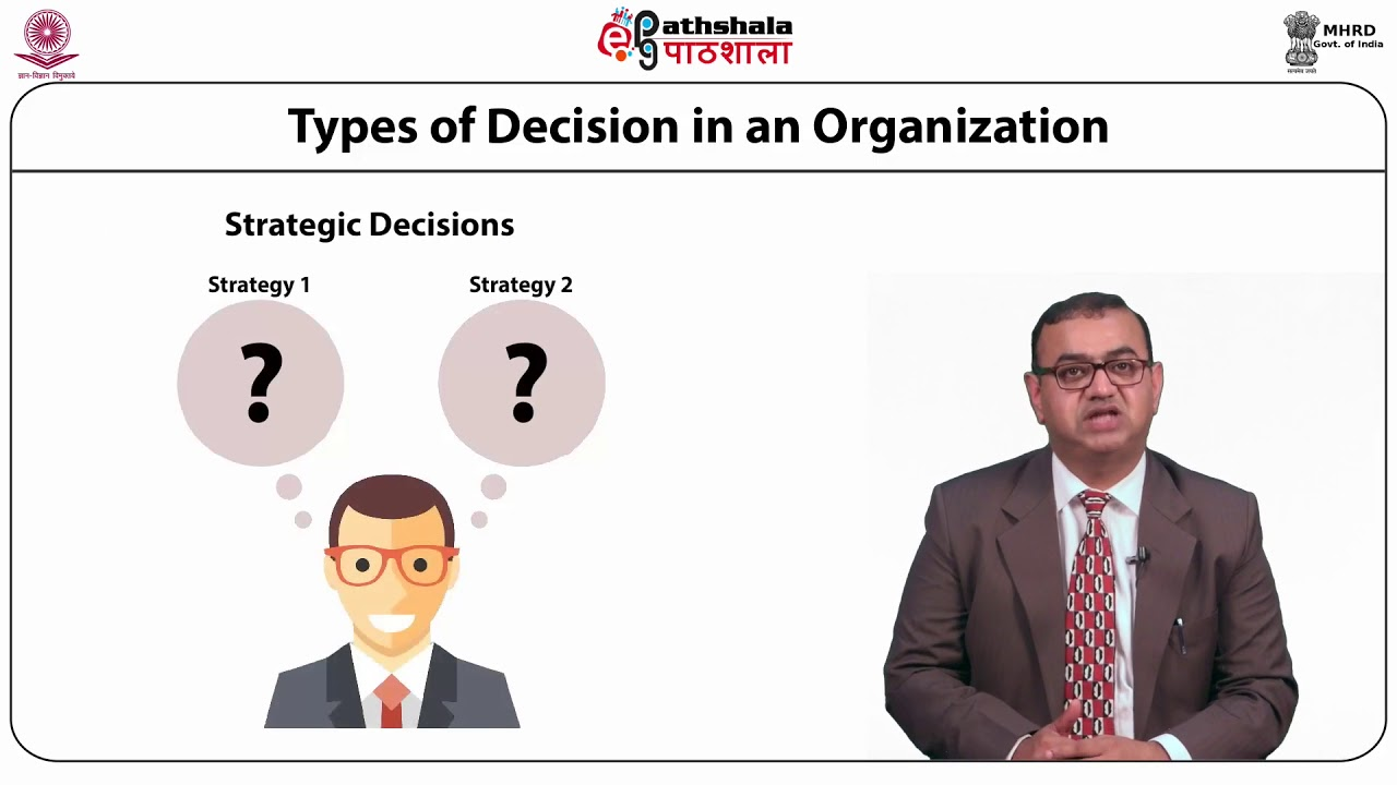mis and decision making Decision making: types of problems, type of decisions information systems computer science.