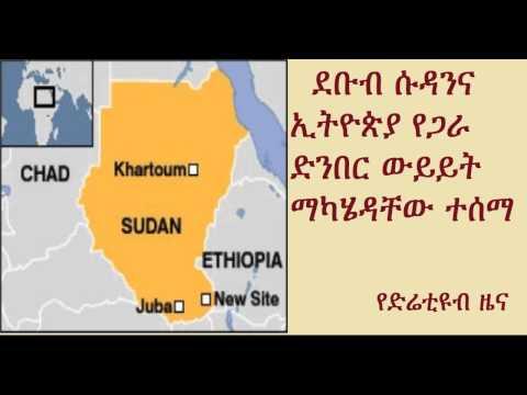 South Sudan holds border consultative meeting with Ethiopia - DireTube News