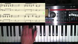 "How to play ""The Number None"" by Atmosphere - piano tutorial"