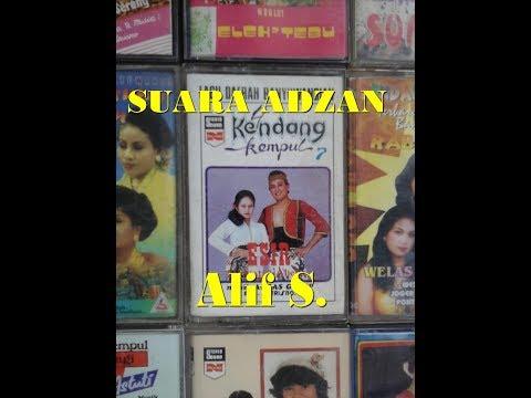 SUARA ADZAN - Alif S. - Kendang Kempul Banyuwangi Original