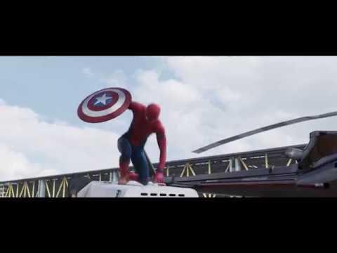 spiderman tegnefilm dansk tale