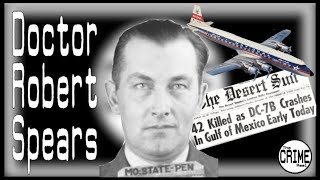 DR SPEARS AND THE MYSTERY OF FLIGHT 967