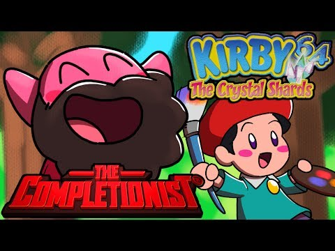 Kirby 64 The Crystal Shards | The Completionist