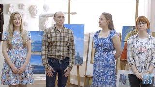 Обучение рисованию | Школа живописи Москва | Курсы рисования для взрослых | 12+