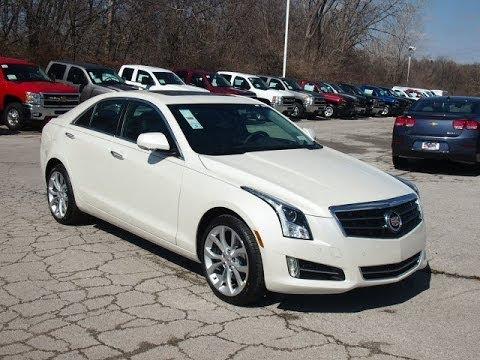 2014 Cadillac Ats Premium Quick Tour Youtube