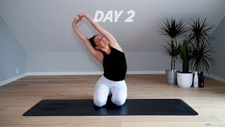 Day 2   20 days yoga challenge  SATS   Release