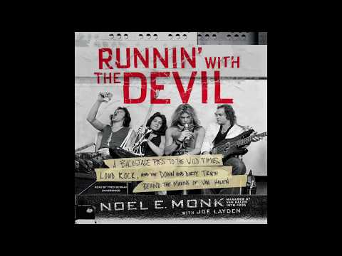 Former Van Halen Manager Noel Monk calls into DO YOU KNOW JACK (Aug 22/2017)
