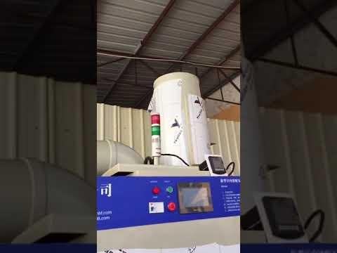 New Strong Acid Jewelry Polish Machine & Acid Gas Treatment Machine