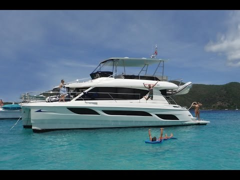 MarineMax Vacations: The British Virgin Island Experience