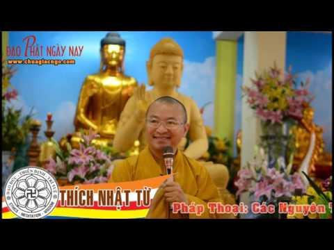 Nguyên tắc sư phạm giáo lý Phật giáo (10/03/2006) Thích Nhật Từ