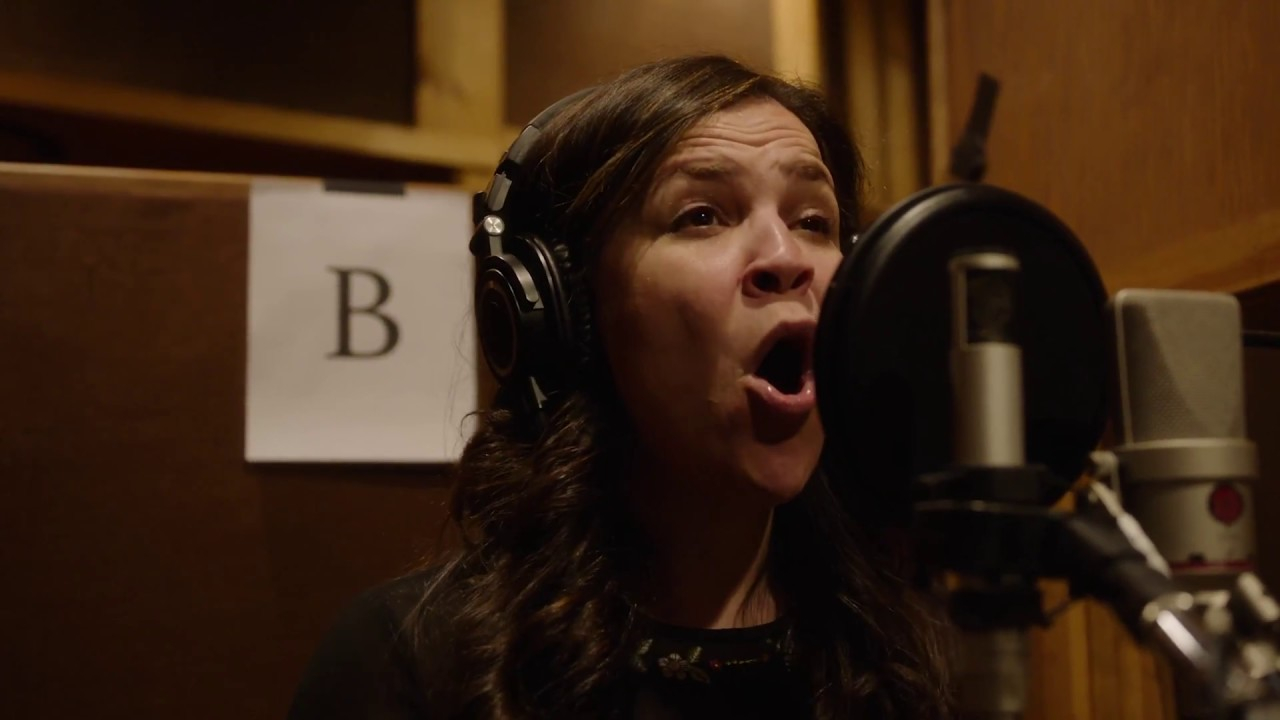 Lindsay Mendez on the Carousel Cast Recording