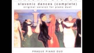 Antonín Dvořák: Slavonic Dances, N°4 F major, Tempo di minuetto, Sousedská