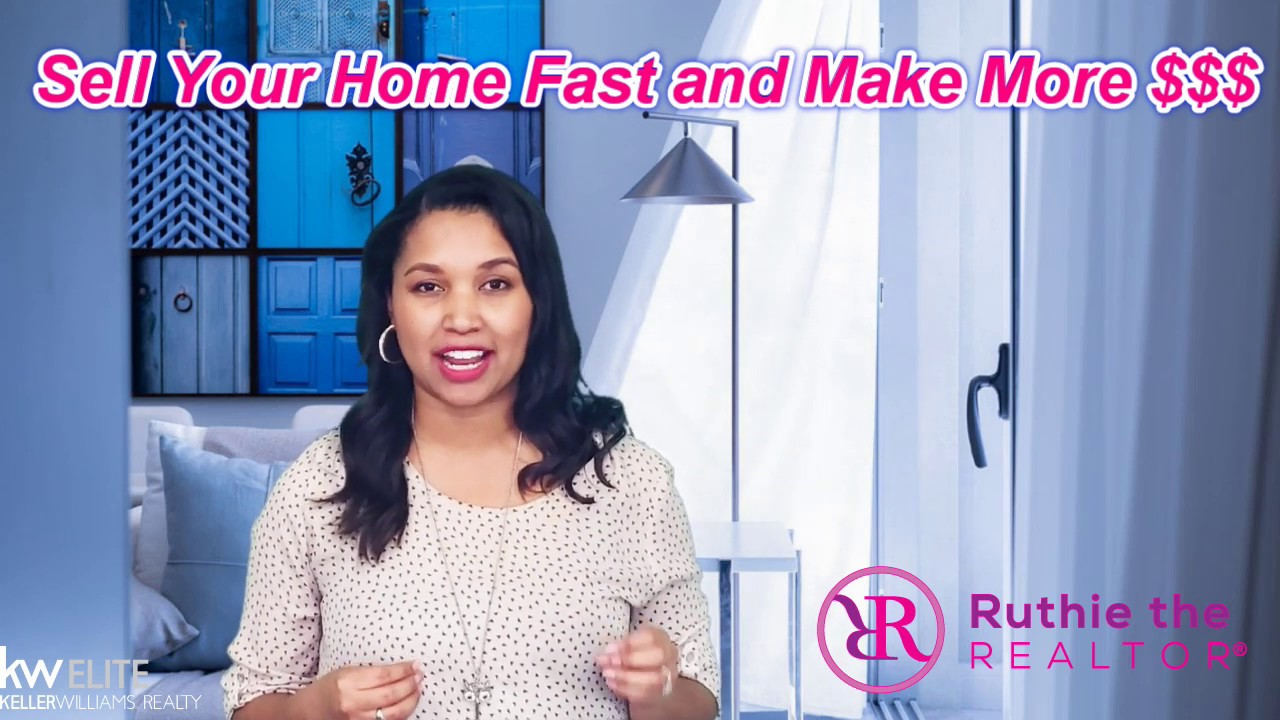 HOW TO SELL A HOUSE FAST 💰and for More 💲💲💲
