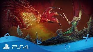 Talisman | PlayStation Reveal Trailer | PS4
