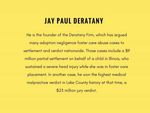 Jay Paul Deratany Top 100 Lawyer