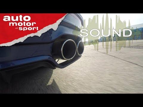 Alpina B5 (2017) - Sound | auto motor und sport