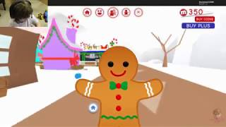 MeepCity Roblox Xmas Edition ** Chase One Channel