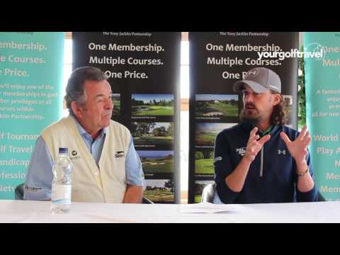 Tony Jacklin's Guide to Hazeltine National - Ryder Cup 2016 Host Course