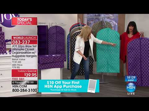 HSN | Joyful Discoveries with Joy Mangano 01.27.2018 - 11 AM