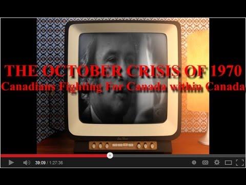 FLQ Crisis; October Crisis help plz?