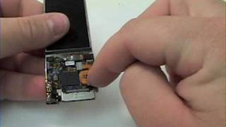 How to Disassemble the iPod Nano 5th Generation with Camera