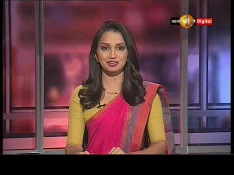 News 1st: Prime Time Sinhala News - 7 PM   (17-05-2018)