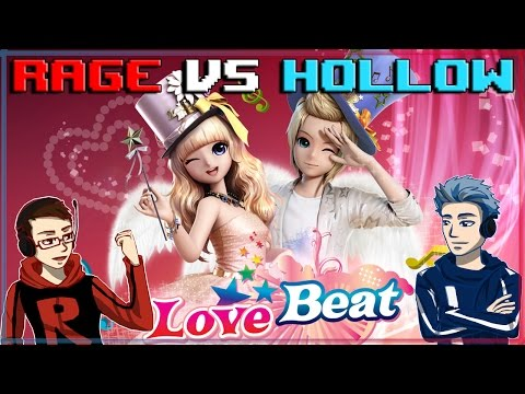 Rage vs Hollow - LoveBeat Dance Battle!