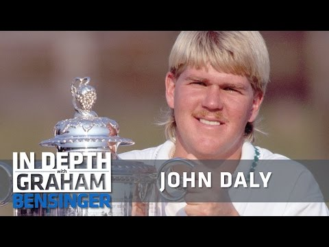 John Daly on one of golf's greatest underdog stories