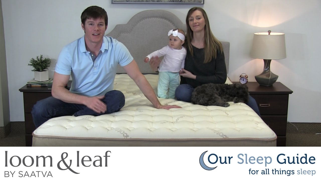 Helix Vs Loom And Leaf Loom And Leaf By Saatva Mattress Review Memory Foam Mattress