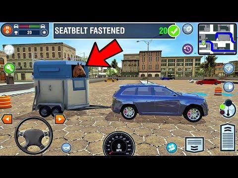Car Driving School Simulator #17 - Car Game Android IOS gameplay