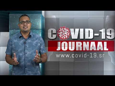 Het COVID 19 Journaal Aflevering 71 19 Oktober