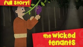 The Wicked Tenants | English | Parables Of Jesus