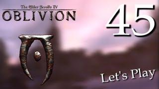 Прохождение The Elder Scrolls IV: Oblivion с Карном. Часть 45