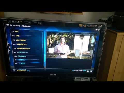 IPTV auf dem Raspberry Pi mit OpenELEC