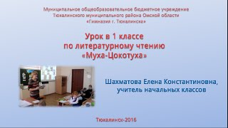 Шахматова Е.К. урок №1