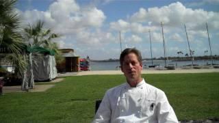 Executive Chef Steven Riemer - Catamaran Resort Hotel and Spa