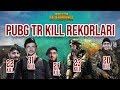 PUBG Solo Türkiye Kill Rekorları ft. Armuttv, wtcN, Vicrains, Mithrain, Zeon