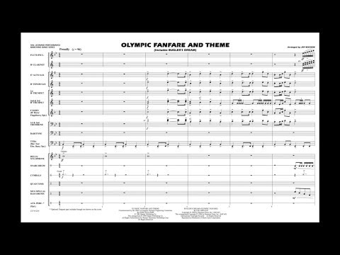 Olympic Fanfare and Theme by John Williams/arr. Jay Bocook