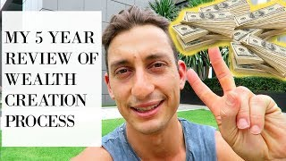 PROGRESS UPDATE: My Wealth Creation Journey.