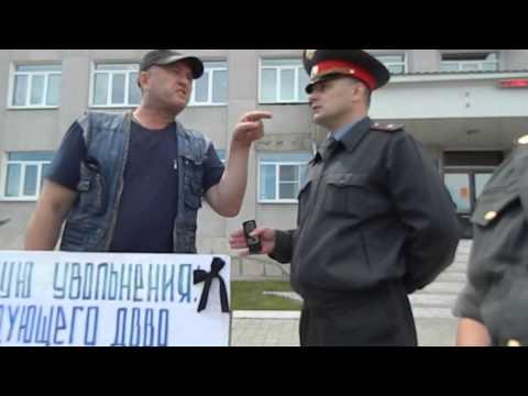 Работа полиции п Ванино Хабаровского края029