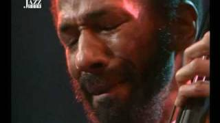 Ron Carter solo - willow weep for me