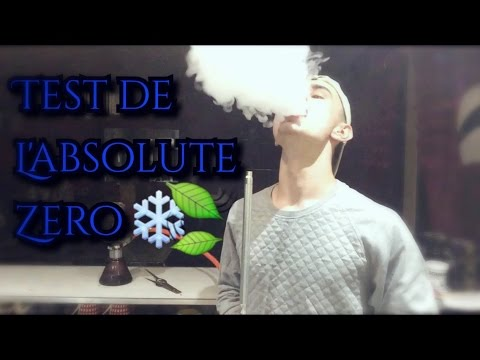 Test Du Social Smoke Absolute Zero Youtube