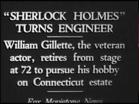 William Gillette's Railroad